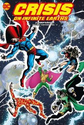 DC Comics's Crisis on Infinite Earths: Companion Hard Cover # 3