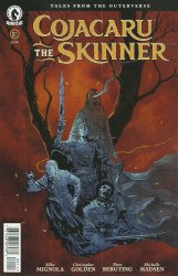 Dark Horse Comics's Cojacaru the Skinner Issue # 1