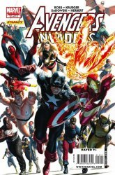 Marvel Comics's Avengers / Invaders Issue # 12