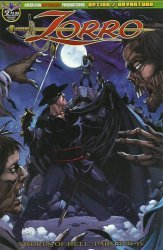 American Mythology's Zorro: Swords of Hell Issue # 2b