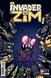 Oni Press's Invader Zim Issue # 24