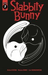 Scout Comics's Stabbity Bunny Issue # 7