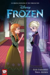 Dark Horse Comics's Disney Frozen TPB # 1