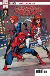 Marvel Comics's The Amazing Spider-Man: Renew Your Vows Issue # 23