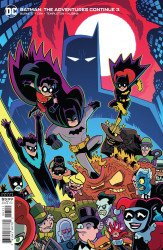 DC Comics's Batman: Adventures Continue Issue # 3b