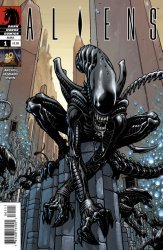 Dark Horse Comics's Aliens Issue # 1