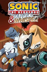 IDW Publishing's Sonic the Hedgehog: Tangle & Whisper TPB # 1