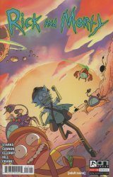 Oni Press's Rick and Morty Issue # 18