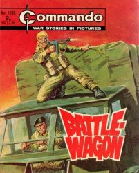 D.C. Thomson & Co.'s Commando: War Stories in Pictures Issue # 1203