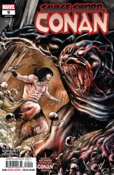 Marvel Comics's Savage Sword Of Conan Issue # 9