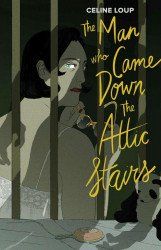 BOOM! Studios's The Man Who Came Down The Attic Stairs Hard Cover # 1