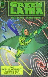 AC Comics's Green Lama: Man of Strength Issue # 0
