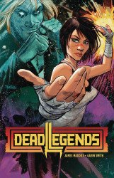 A Wave Blue World's Dead Legends TPB # 1