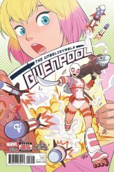 Marvel Comics's The Unbelievable Gwenpool Issue # 16