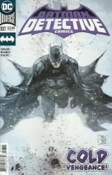DC Comics's Detective Comics Issue # 1017