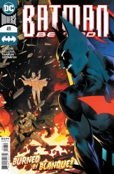 DC Comics's Batman Beyond Issue # 49