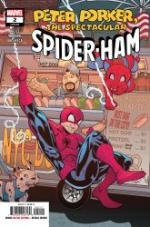 Marvel Comics's Spider-Ham Issue # 2