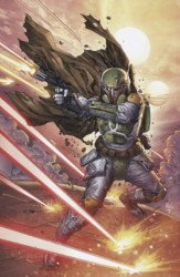 Marvel Comics's Star Wars: War of the Bounty Hunters - Alpha Issue # 1gothamcentral-b