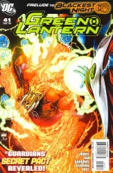 DC Comics's Green Lantern Issue # 41