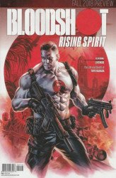 Valiant Entertainment's Bloodshot: Rising Spirit Issue # 1h