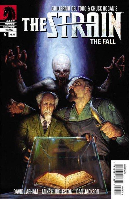 The Strain: The Fall 1 (Dark Horse Comics ...