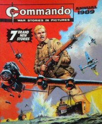 D.C. Thomson & Co.'s Commando: War Stories in Pictures Annual # 1989