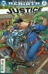 DC Comics's Justice League Issue # 29b