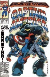 Marvel's Captain America Issue # 398