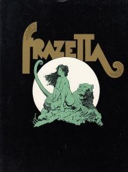 Frazetta Prints's Frank Frazetta: The Living Legend Soft Cover # 1