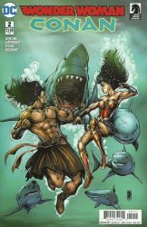 DC Comics's Wonder Woman/Conan Issue # 2