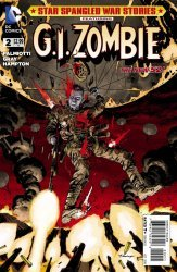 DC Comics's Star-Spangled War Stories: Featuring GI Zombie Issue # 2