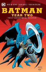 DC Comics's Batman Year Two: 30th Anniversary  Hard Cover # 1