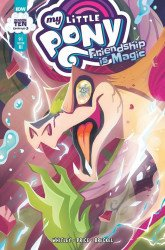 IDW Publishing's My Little Pony: Friendship is Magic Issue # 91ri