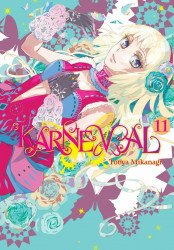 Yen Press's Karneval Soft Cover # 11