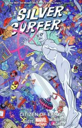 Marvel's Silver Surfer TPB # 1