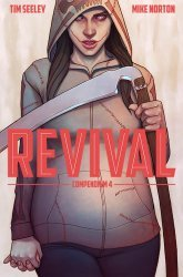 Image Comics's Revival Hard Cover # 4