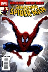 Marvel's The Amazing Spider-Man Issue # 552