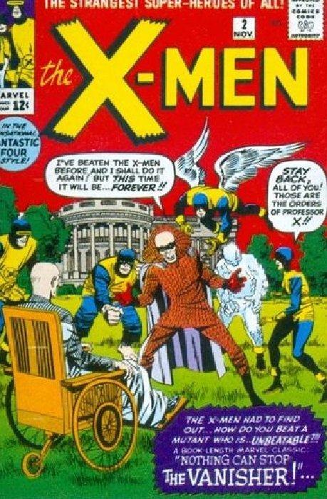 X Men 2 Comic Komikai Micro Comics: ...