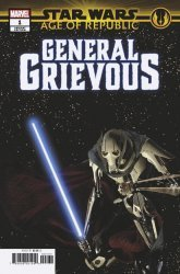 Marvel Comics's Star Wars: Age of Republic - General Grievous Issue # 1c
