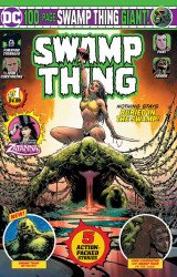 DC Comics's Swamp Thing Giant Giant Size # 1direct edition