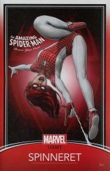 Marvel Comics's The Amazing Spider-Man: Renew Your Vows Issue # 13e