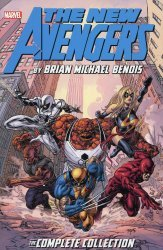 Marvel Comics's The New Avengers: By Brian Michael Bendis Complete Collection TPB # 7