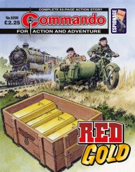 D.C. Thomson & Co.'s Commando: For Action and Adventure Issue # 5205