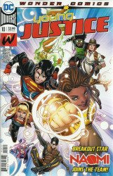 DC Comics's Young Justice Issue # 10