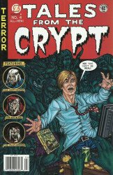 Papercutz's Tales from the Crypt Soft Cover # 4