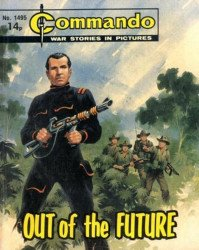 D.C. Thomson & Co.'s Commando: War Stories in Pictures Issue # 1495