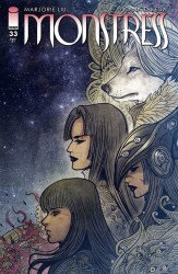 Image Comics's Monstress Issue # 33
