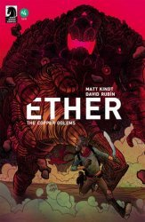 Dark Horse Comics's Ether Copper Golems Issue # 4