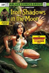 Ablaze Media's The Cimmerian : Iron Shadows in the Moon Issue # 2d