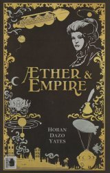 Blue Juice Comics's Aether and Empire Issue # 2